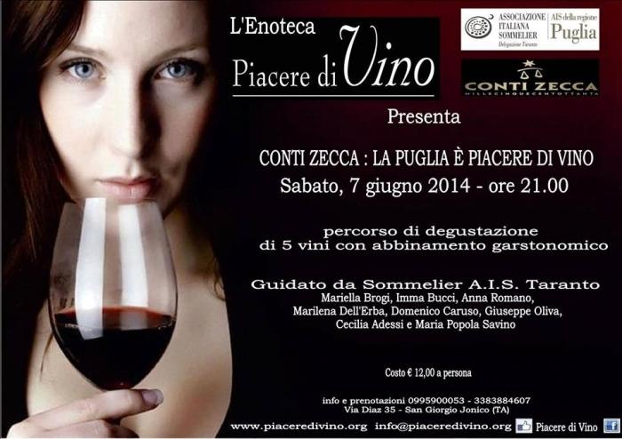 piacere di vino